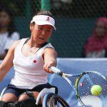 車いすテニス、国枝慎吾が3連覇と上地結衣が初V。東京パラ出場権を獲得
