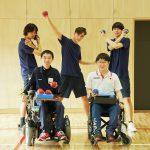 「メンズノンノ・ボッチャ部」、日本代表合宿に参加!