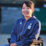 田中愛美の課題はグラグラの精神面。強気の先に東京パラが繋がっている