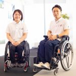 東京で初代パラリンピック王者へ。パラバドミントンのトップクラス選手対談