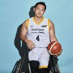 #14「高みをめざす志や、視野を広く持つ意義をプレーで示したい」<br>車いすバスケットボール 藤本怜央選手