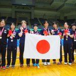 ゴールボール日本女子、3連覇達成。攻守の要の新戦力が自信をつかむ