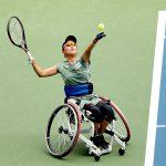 車いすテニス大谷桃子、全米で感じたトップ選手の誇り「窮地になっても自分を疑わない」