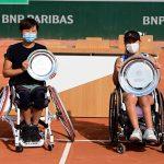 女王の意地、新人の台頭。 日本が車いすテニス強豪国となる日は近い