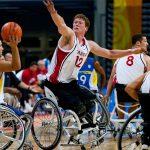 """カナダに3つの金メダルをもたらした車いすバスケ界の""""マイケル・ジョーダン""""、パトリック・アンダーソン"""