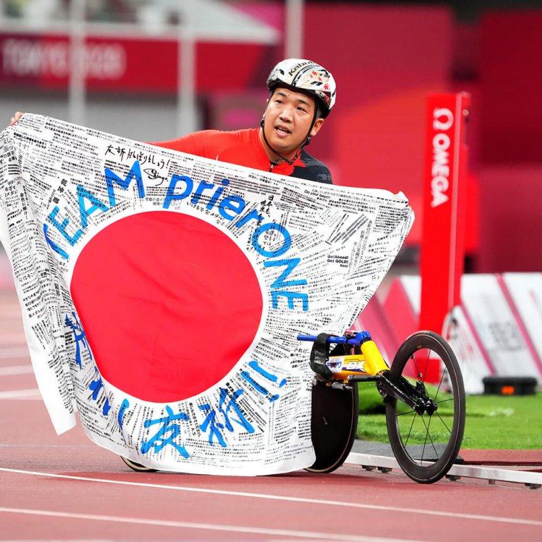 パラ陸上競技で2つの金メダル!佐藤友祈の強さの秘密