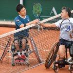 37歳でも「年々テニスはよくなっていると確信」。国枝慎吾が世界1位を維持できる秘訣