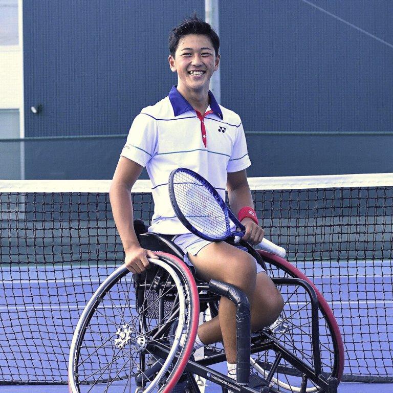 車いすテニス・小田凱人は「日本を背負っていく選手」