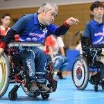 「自覚と誇りを持ち、チーム一丸で」ボッチャ日本代表、壮行試合でメダル獲得へ思い新たに