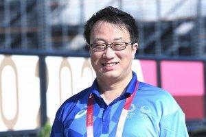 青木栄広さん(東京2020パラリンピックボランティア)