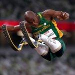 8月28日、男子走幅跳T63金メダル! 南アフリカのヌタンド・マーラング選手、世界最高の跳躍