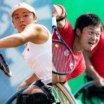 人気の車いすテニスで、レジェンド・国枝慎吾選手が4度目の、上地結衣選手は初の金メダルを狙う!